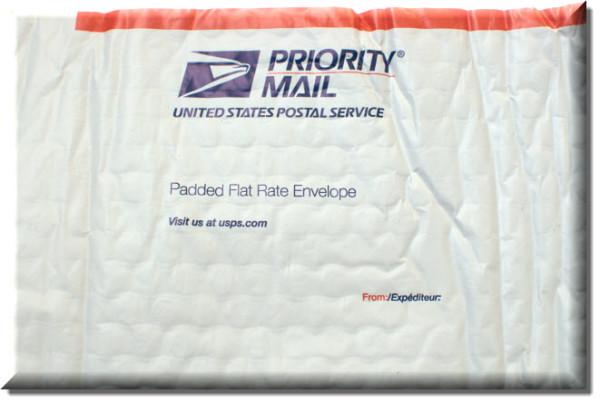 Пакет в котором пересылаются мелкие предметы Shopotam.ru