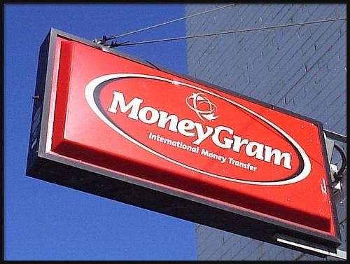 Логотип MoneyGram