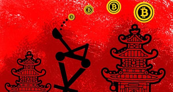 Китай продолжает политику тотального биткоин-контроля