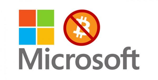 Windows Store больше не будет принимать биткоин-платежи