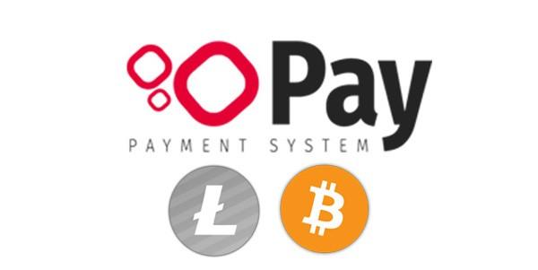Система OOOPay начала работать с криптовалютами