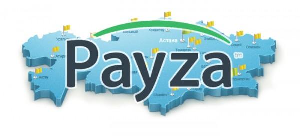Работа платежной системы Payza в Казахстане