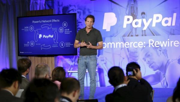 Интерес пользователей к онлайн-платежам с PayPal растет с каждым днем