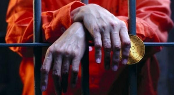 Срок или тюрьма за операции с Bitcoin