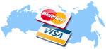 Visa и MasterСard рискуют быть оштрафованными в России