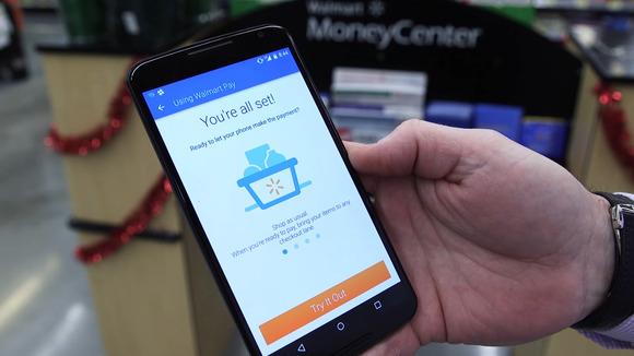 Walmart Pay уже в 600 магазинах Техаса и Арканзаса!