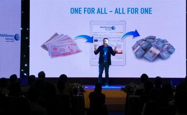 В WebMoney зарезервирован кошелек под вьетнамский донг